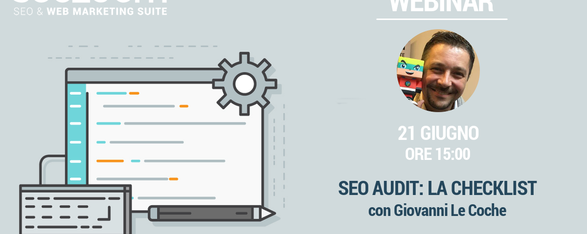 Webinar: SEO Audit – la checklist
