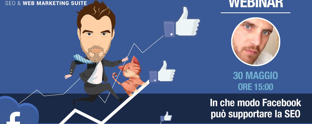 In che modo Facebook può supportare la SEO