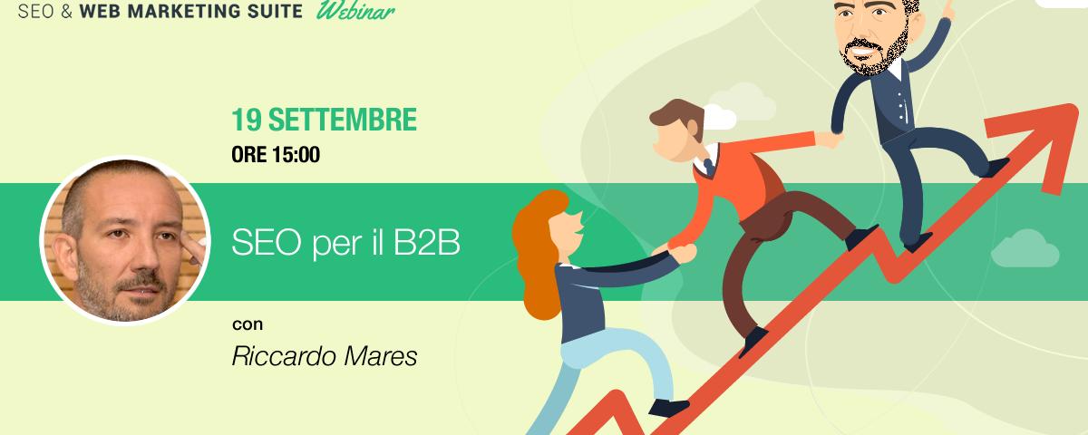 Webinar: SEO per il B2B