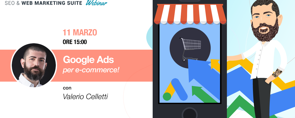Webinar: Google Ads per e-commerce