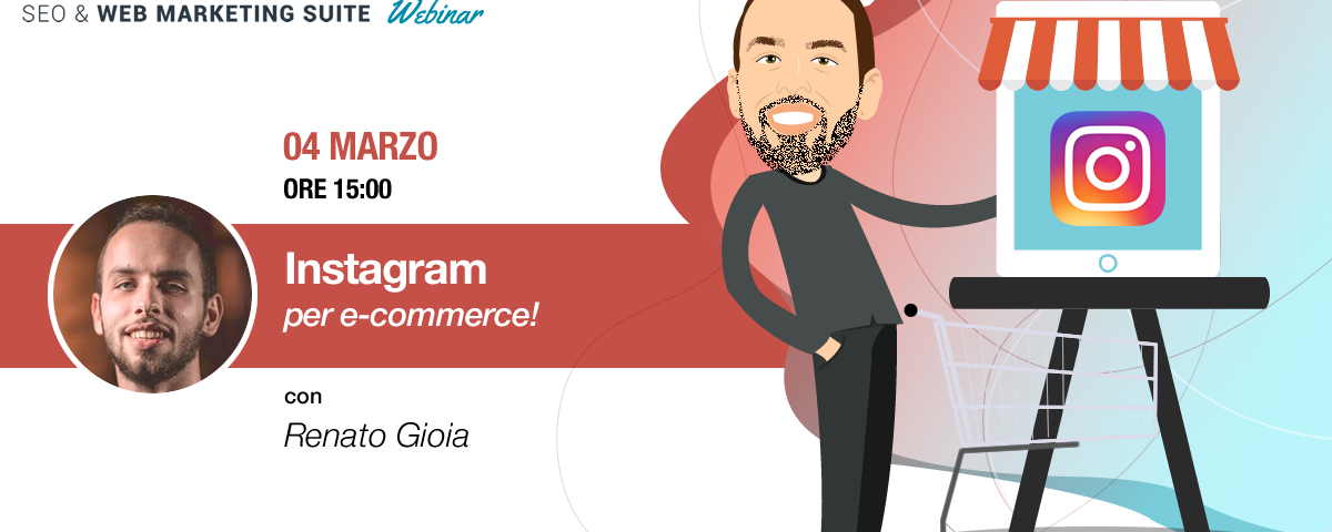 Webinar: Instragram per e-commerce
