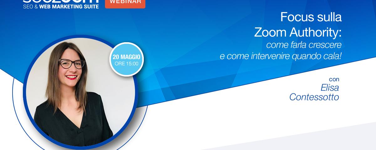 Webinar: Focus sulla Zoom Authority
